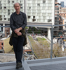 atop the                         Whitney Museum of American Art April 2015
